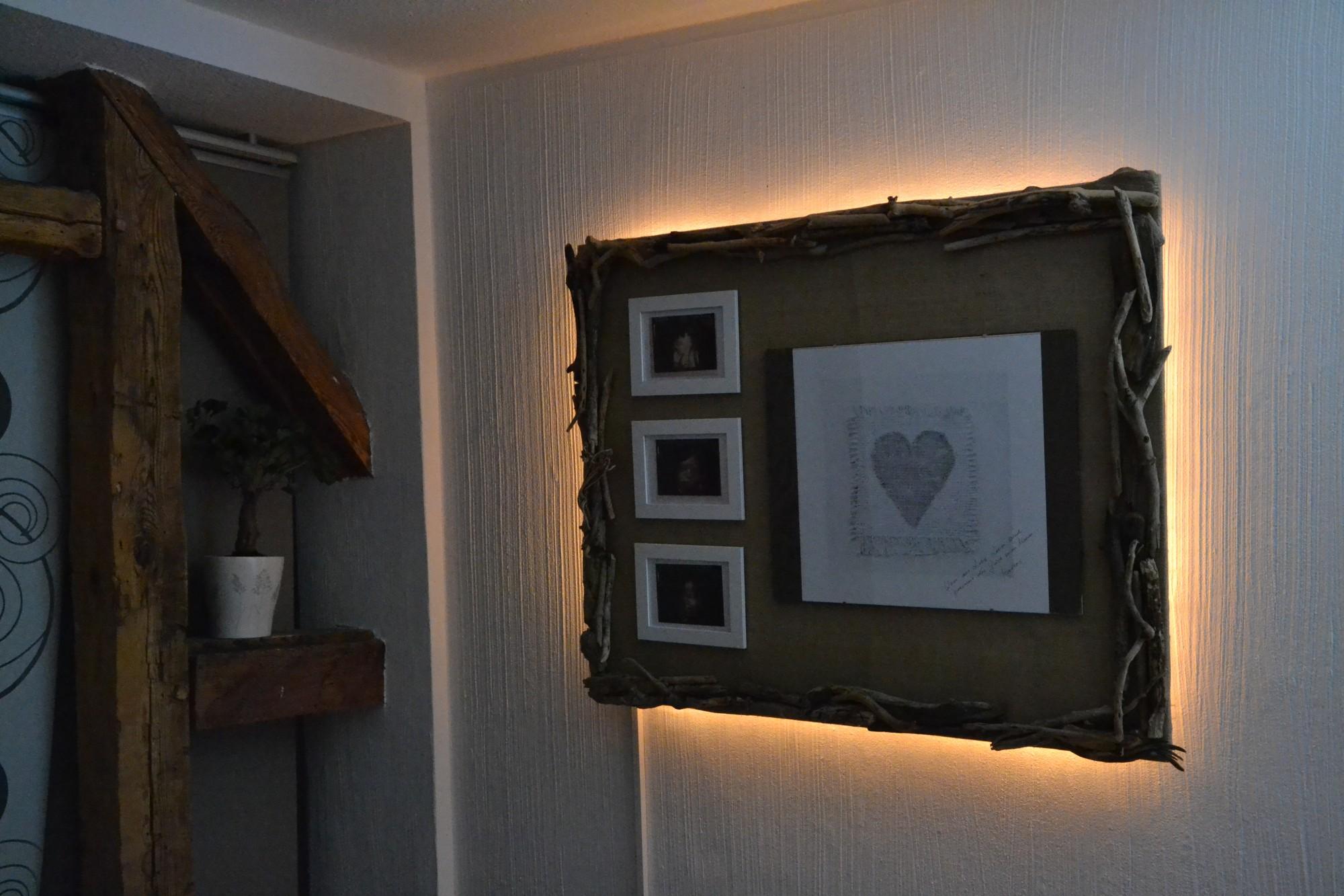 Indirekte Beleuchtung Wandbild : Pin indirektes licht in der kche on