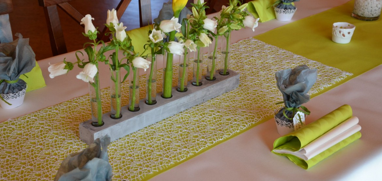 Feierlichkeiten trendwerk stralsund for Dekoration silberhochzeit