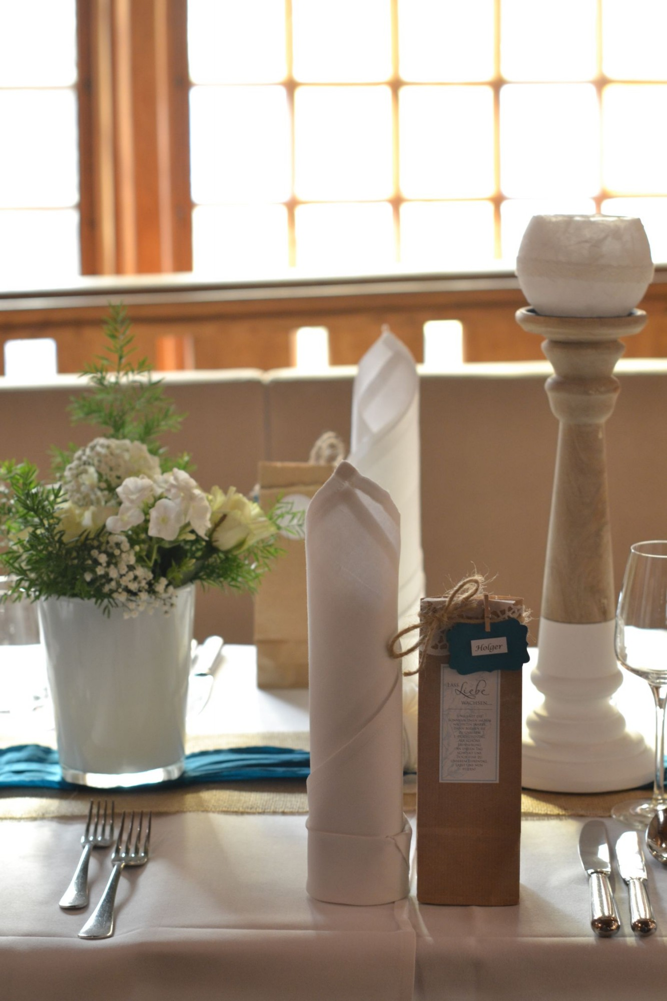 Hochzeit von Dana & Florian – Trendwerk Stralsund